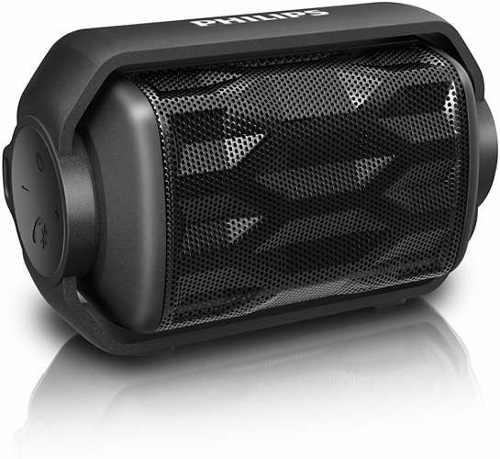 Caixa Som Portátil Bluetooth Prova D'água Philips BT2200B C/ Microfone