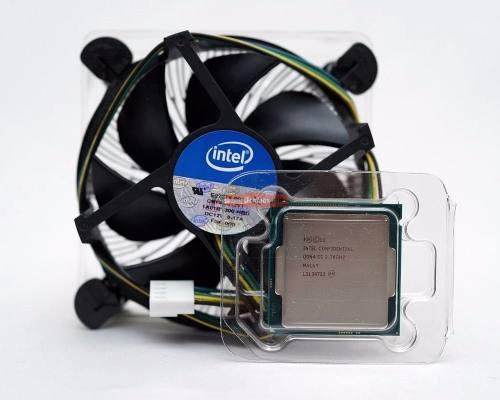 Processador 1150 Intel Celeron Dual Core G1840 2.8ghz Box com Cooler