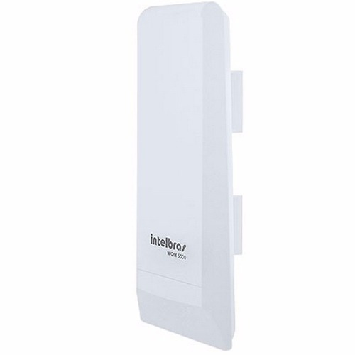 Antena Cpe Wireless Intelbras Wom 5000 Mimo 5ghz 14dbi