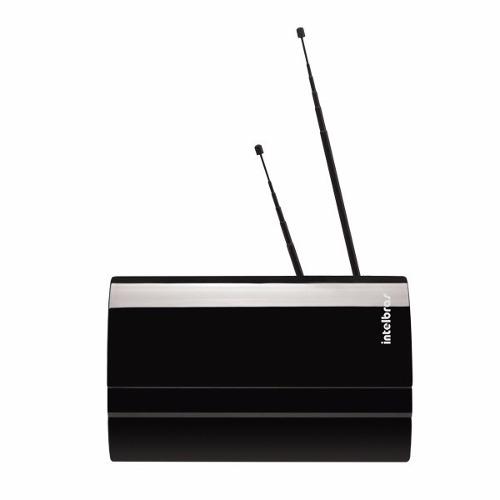 Antena Para Tv Hdtv Vhf Uhf Ai 2000 Black Piano Alto Ganho