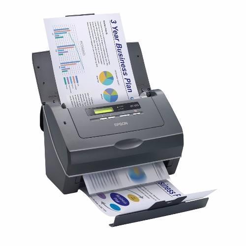 Scanner Epson Workforce Pro Gt-s55 Frente e Verso Aut. 25ppm