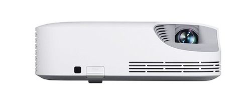 Projetor Casio Xj-v1 2700 Lumens Hd Hdmi Até 300 Polegadas
