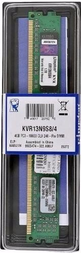 Memória Kingston Ddr3 4Gb 1333Mhz Pc3 10600 P/ Computador