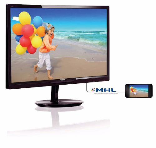Monitor Led 28 Full Hd Hdmi Philips 284e5qhad Gamer