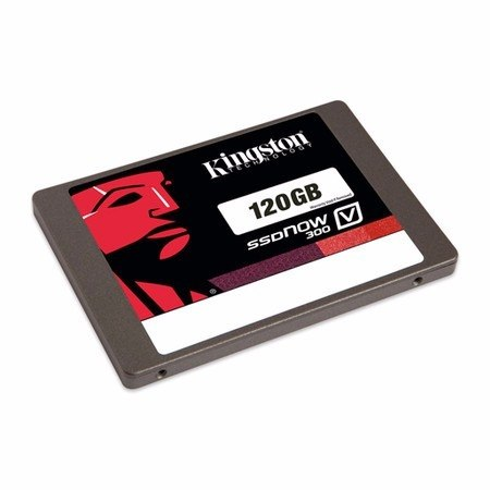 Ssd 120gb Kingston Ssdnow V300 450mbps Sata 3 10x + Rápido