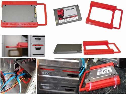 Adaptador Baia De 2,5¨para 3,5¨para SSD e HD de Notebook