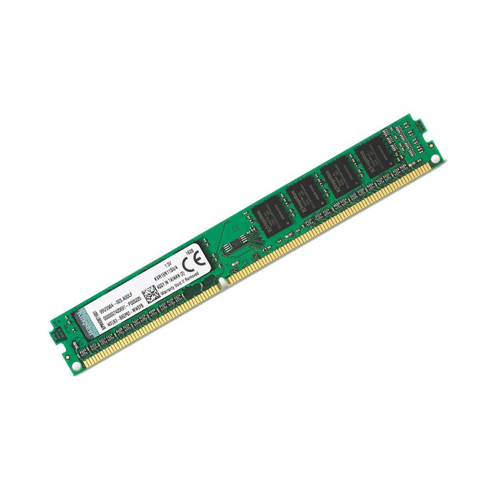 Memória Kingston 4gb Ddr3 1600mhz Pc3-12800 KVR16N11S8/4 Desktop