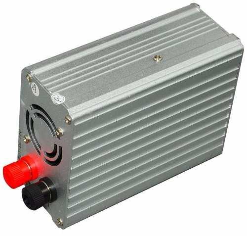 Inversor Transformador 12v Para 110v 300w Veicular C/ Usb 2a Mais Mania
