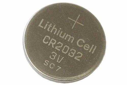 Bateria 3v Cr2032 Lithium Cartela 5 Unidades Bios Placa Mãe Da Vinci