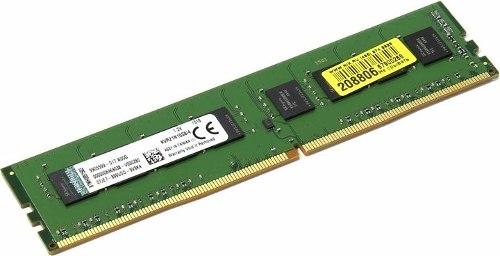 Memória 4gb Ddr4 2133mhz Kingston para Computador