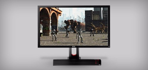 Monitor Gamer Benq Led 27 144hz 1ms Xl2720z Black