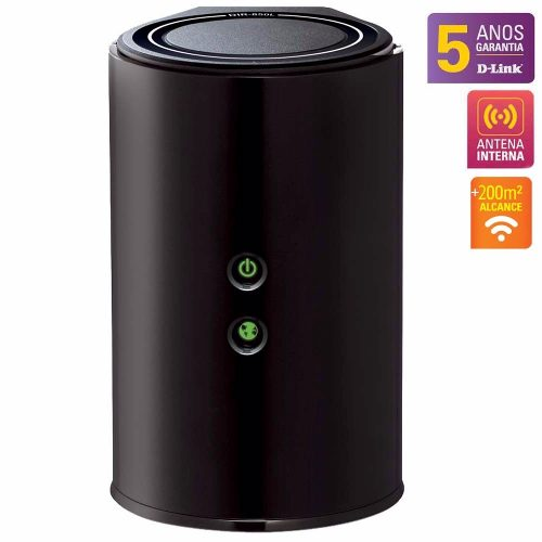 Roteador Wireless Ac1200 Dir-850l Dual Band - Serve como Usb Server NAS