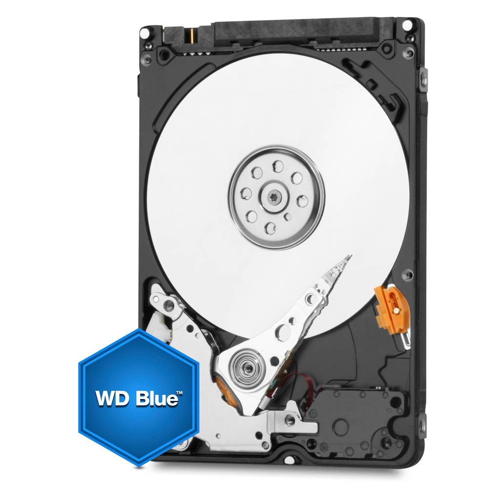 Hd Wd Sata 2.5´ P/ Notebook 1TB 5400 Rpm 8mb Cache WD10JPVX