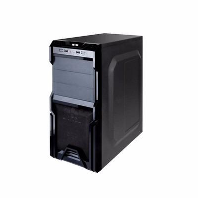 Gabinete Pc Atx Com Fonte Bivolt Computador Desktop Mymax MCA-CH02A/BK