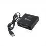 Conversor de USB para 4 saídas seriais RS232 Comm5 4S-USB