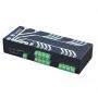 Módulo de Acionamento via rede fibra ótica 100Base-FX com 4 saídas, 4 entradas e 4 Seriais Comm5 MA-5204-2FX