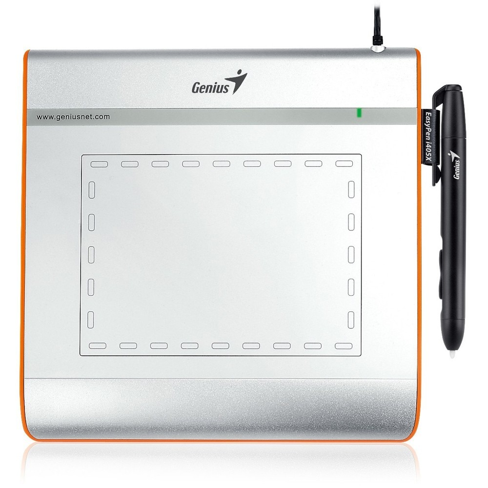 Mesa Digitalizadora Genius EasyPen I405X 4 x 5.5 P/ PC & Mac
