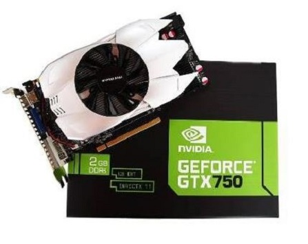 Placa de Vídeo GTX 750 2GB GDDR5 128Bits PCI Express Mymax