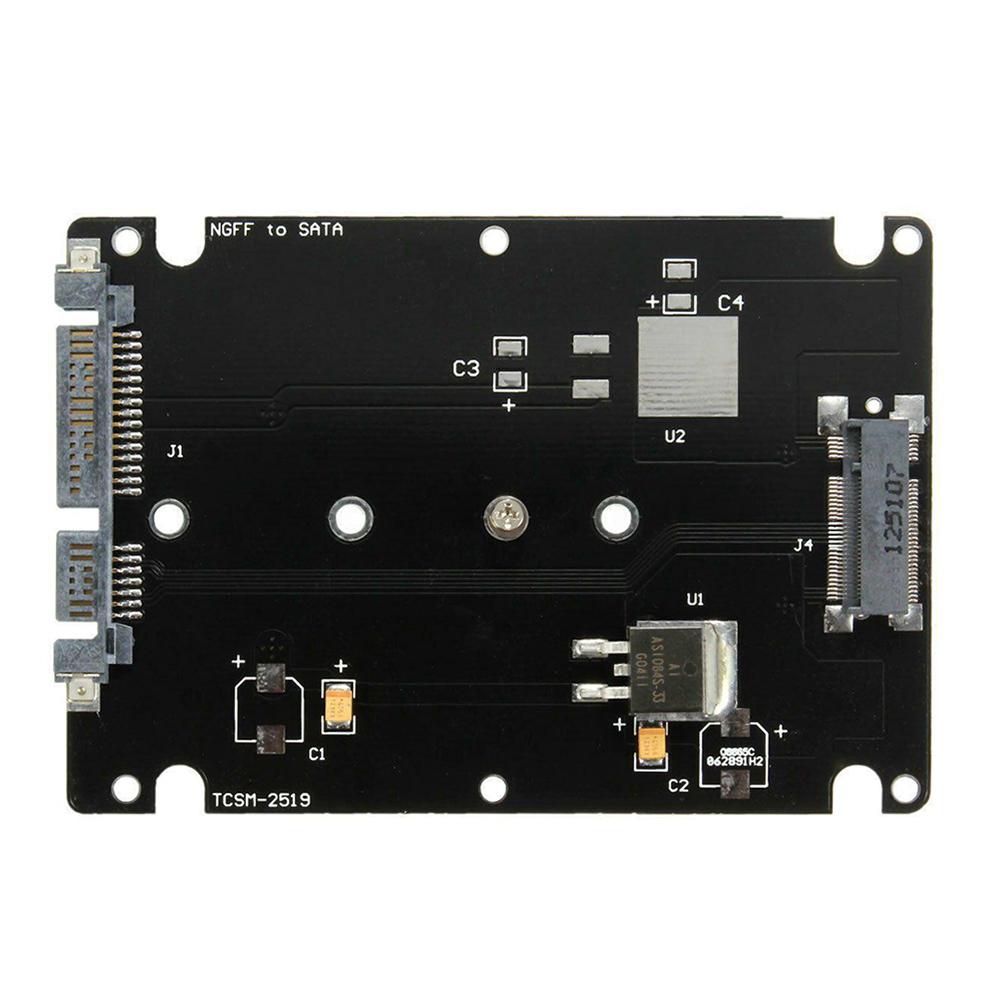 """Adaptador Conversor Case de SSD M2 M.2 2280 para SSD Comum SATA 3 2,5""""  CS-M2-02"""