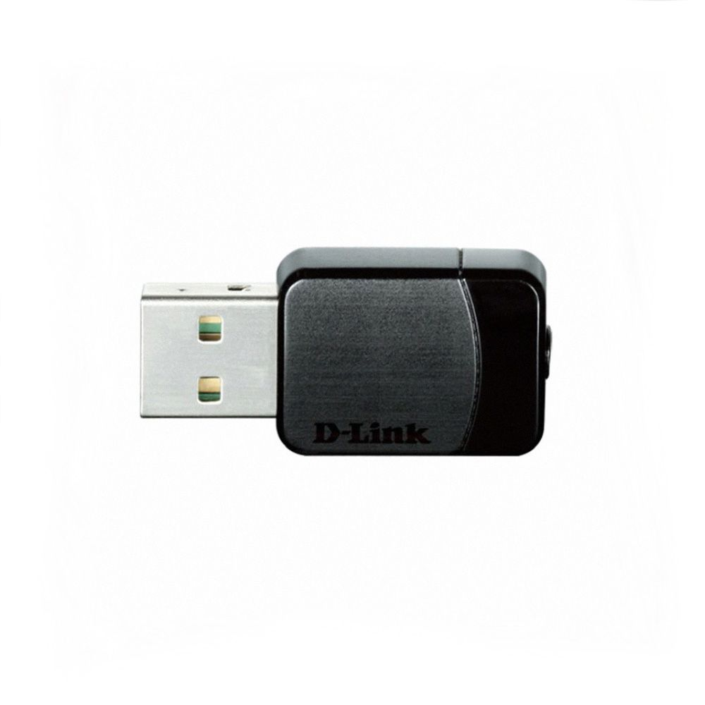 Adaptador Wireless Usb D-link Dual Band Ac 600 Mbps DWA-171