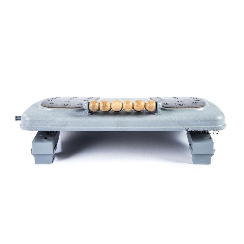 Apoio De Pé Ajustável Massageador Para Pés Magnético Reliza Ergolight