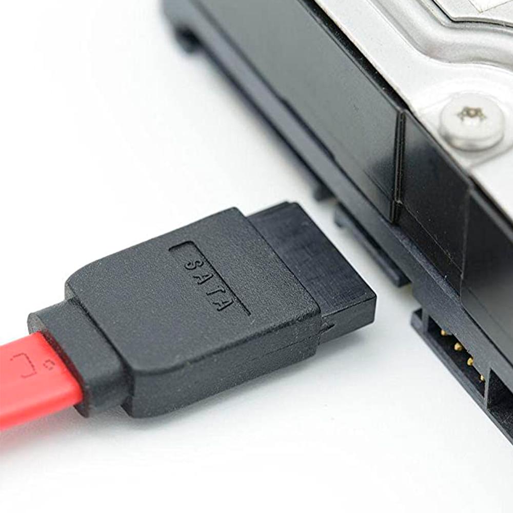 Cabo SATA 3 para Transferência de Dados HD SSD 50 Centímetros Comtac 9088