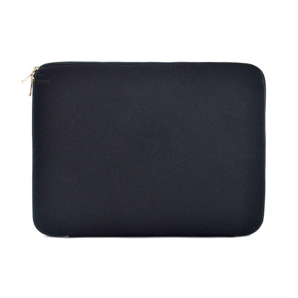Capa Case para Notebook 17 Polegadas Preto Neoprene Legítimo Reliza