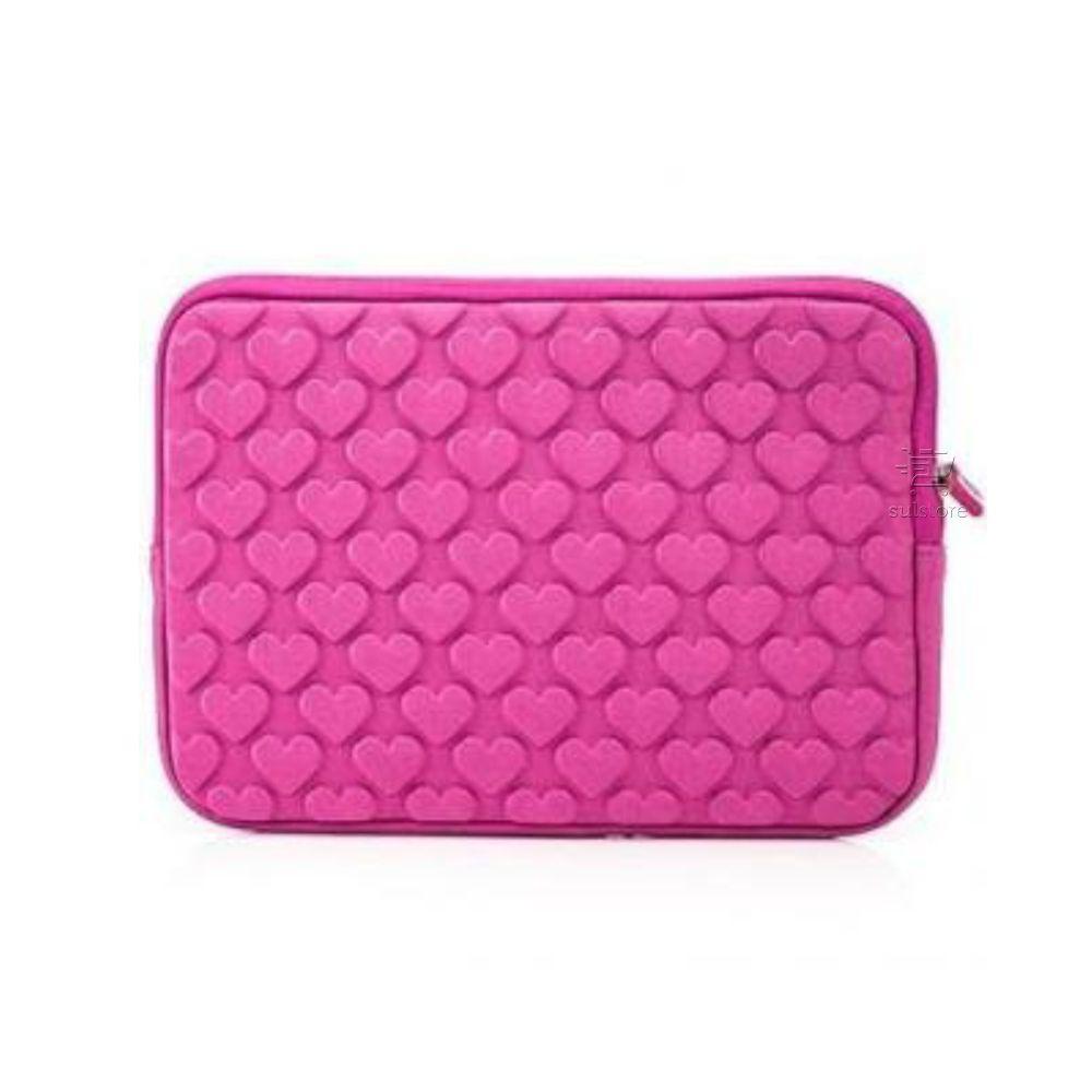 Capa Case Para Tablet 7 A 7,8 Polegadas Rosa Coração Mymax MTSL-78LSPN1025R