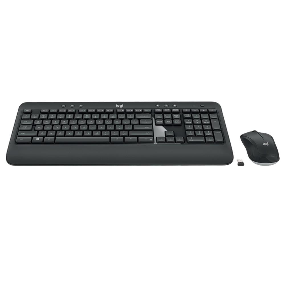 Combo Teclado E Mouse Sem Fio MK540 Kit Logitech Wireless