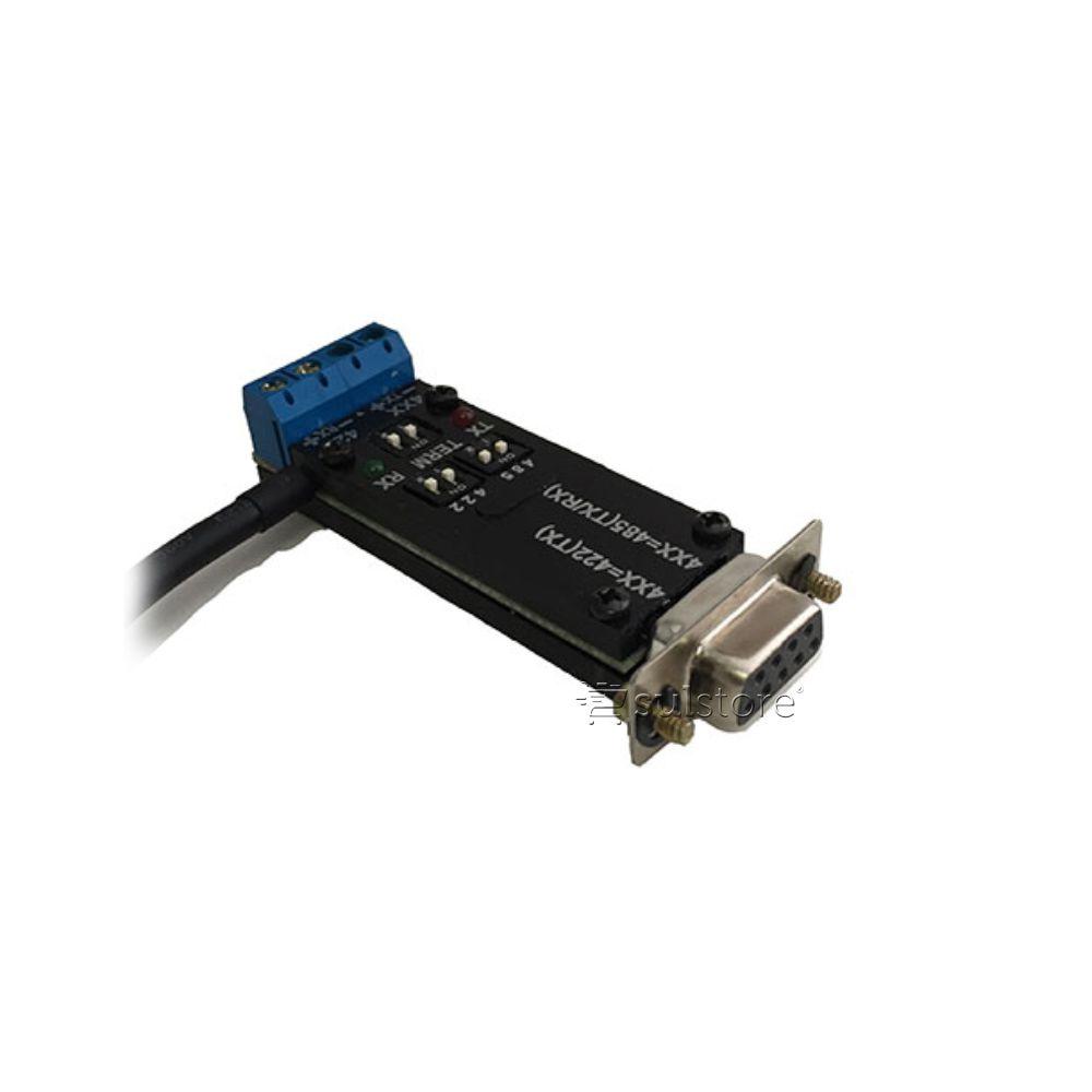 Conversor de Saída Serial RS232 Externo Para RS485/RS422 Comm5 E-232-485-2