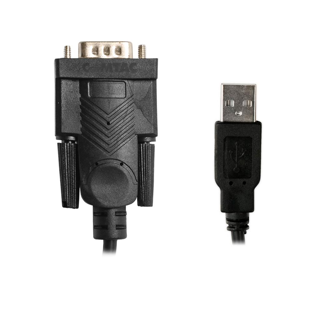 Conversor USB para Serial RS232 9 Pinos Todos Sinais Comtac 9037