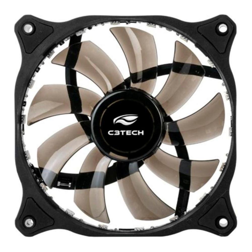 Cooler Fan RGB 18 LEDS Coloridos Storm F9-L150RGB 12cm C3tech