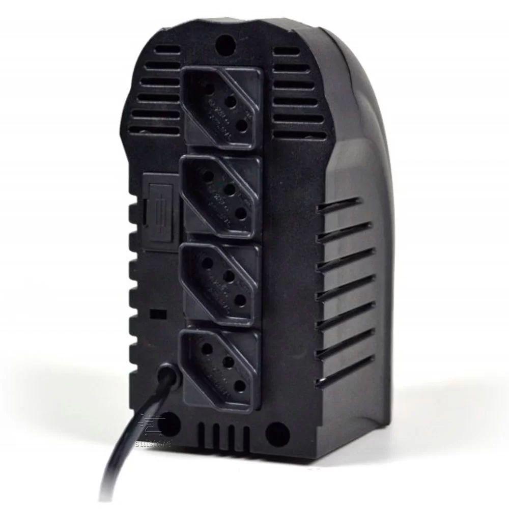 Estabilizador De Energia Ts Shara 300va Powerest Bivolt Saída 110v 9001
