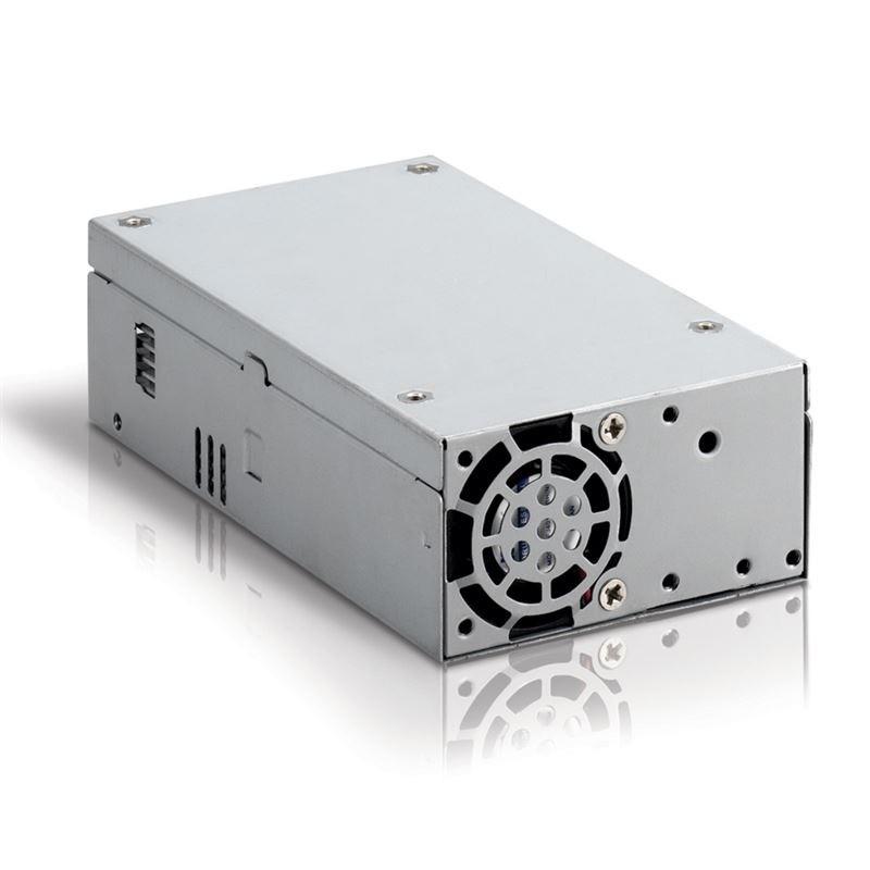 Fonte de Alimentação Flex ATX 150W PC Gabinete ITX 1U Kmex PC150RLGCA00B2X C/ Extensor Energia