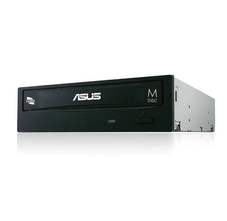 Gravador Interno de CD e DVD Sata 24X Asus DRW-24F1MT