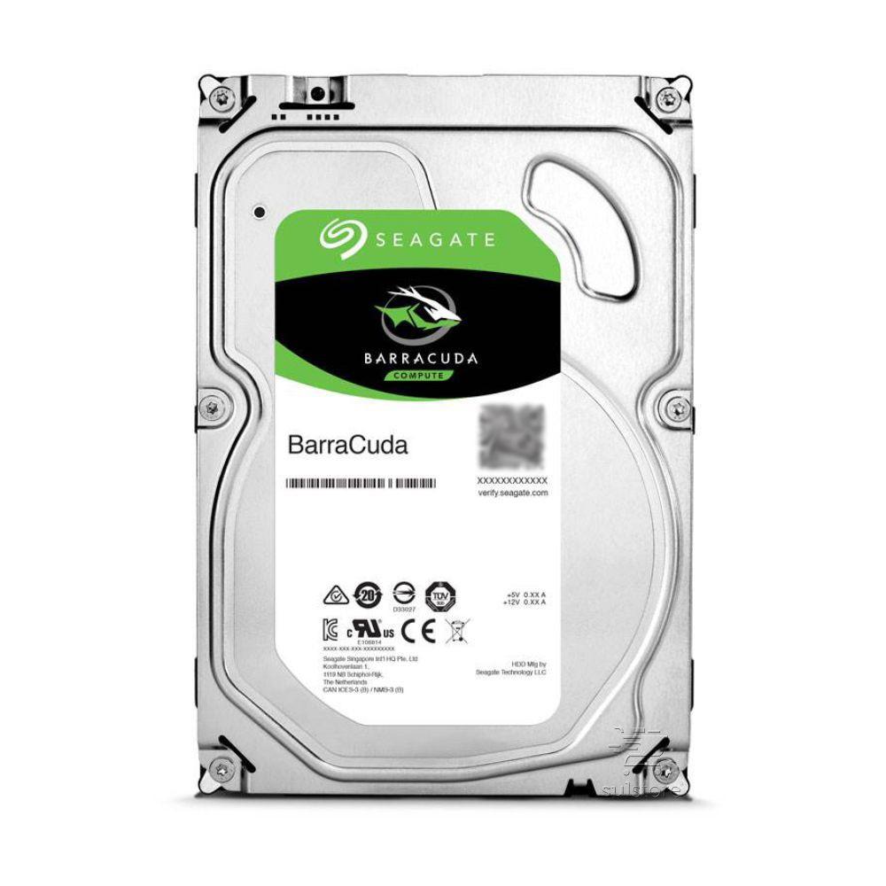 HD Seagate 2TB SATA 3,5 BarraCuda 7200RPM 256MB Cache 6Gb/s ST2000DM008