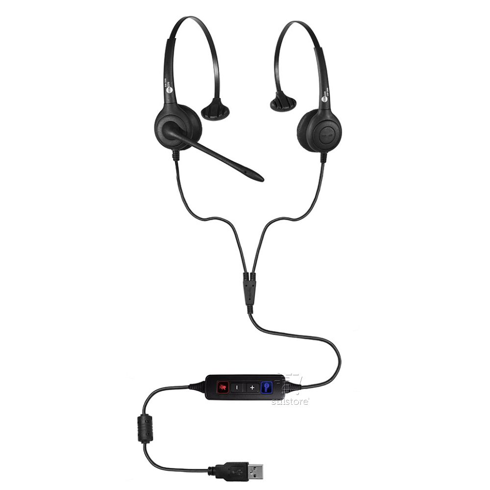 Headset USB FP350 KIT De Monitoramento Top Use