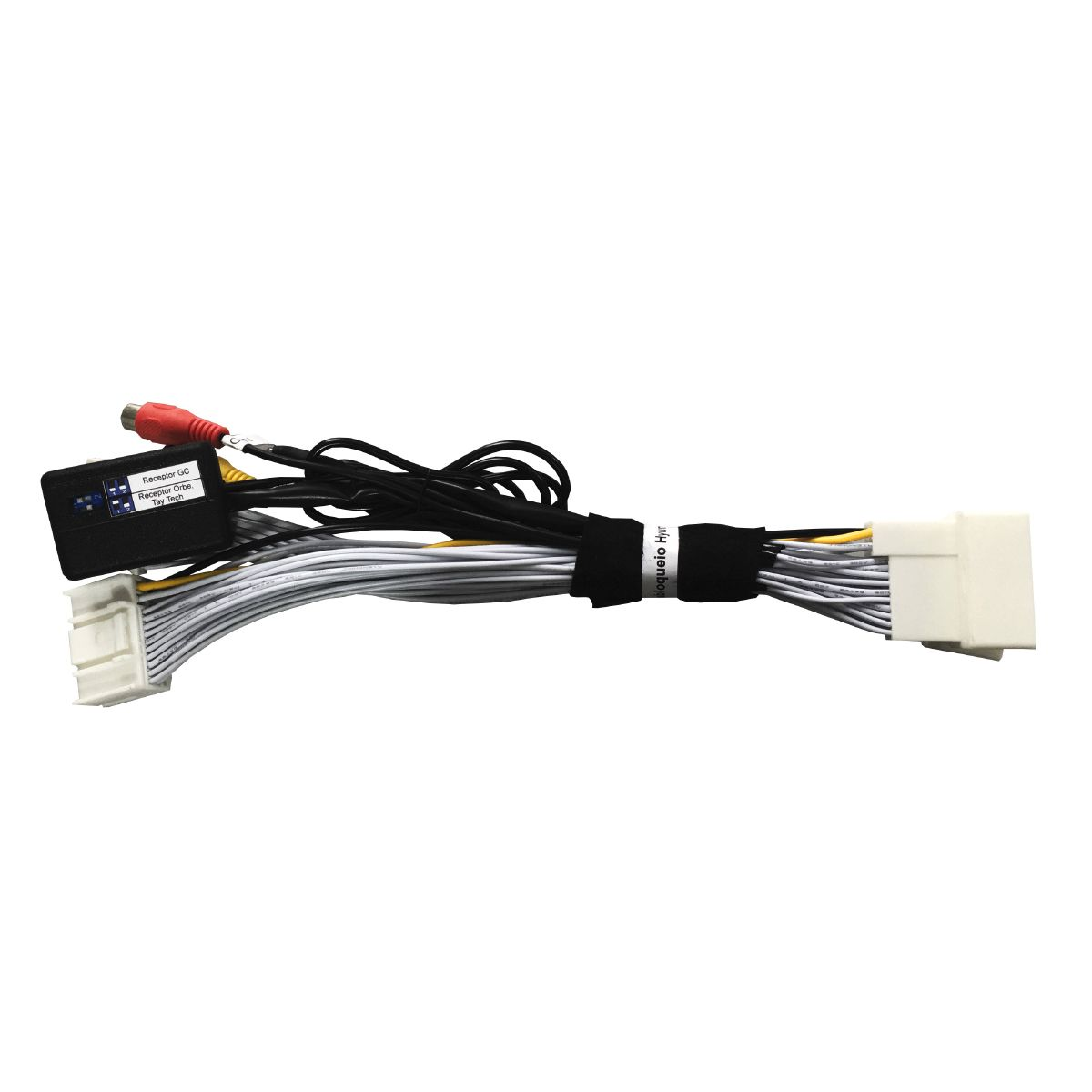 Interface Desbloqueio de Vídeo em Movimento Hyundai IX35 Zendel ZD-IX-TV