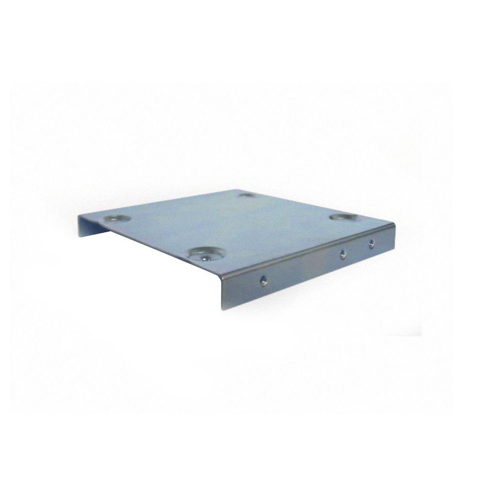 Kit 10 Adaptador Suporte HD e SSD De 2,5 7mm e 9mm Para 3,5