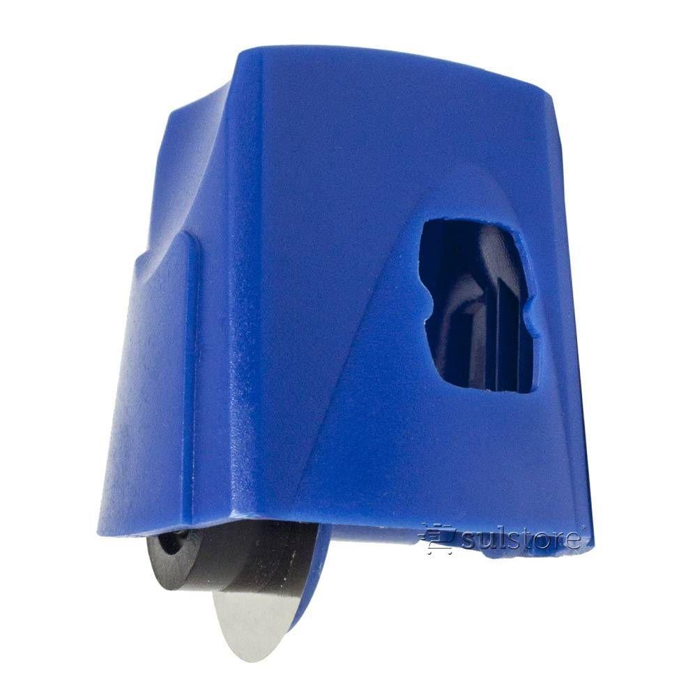 Kit Refiladora de Papel Profissional 10 Folhas + 2 Lâminas Extras Para Reposição Aurora AST410