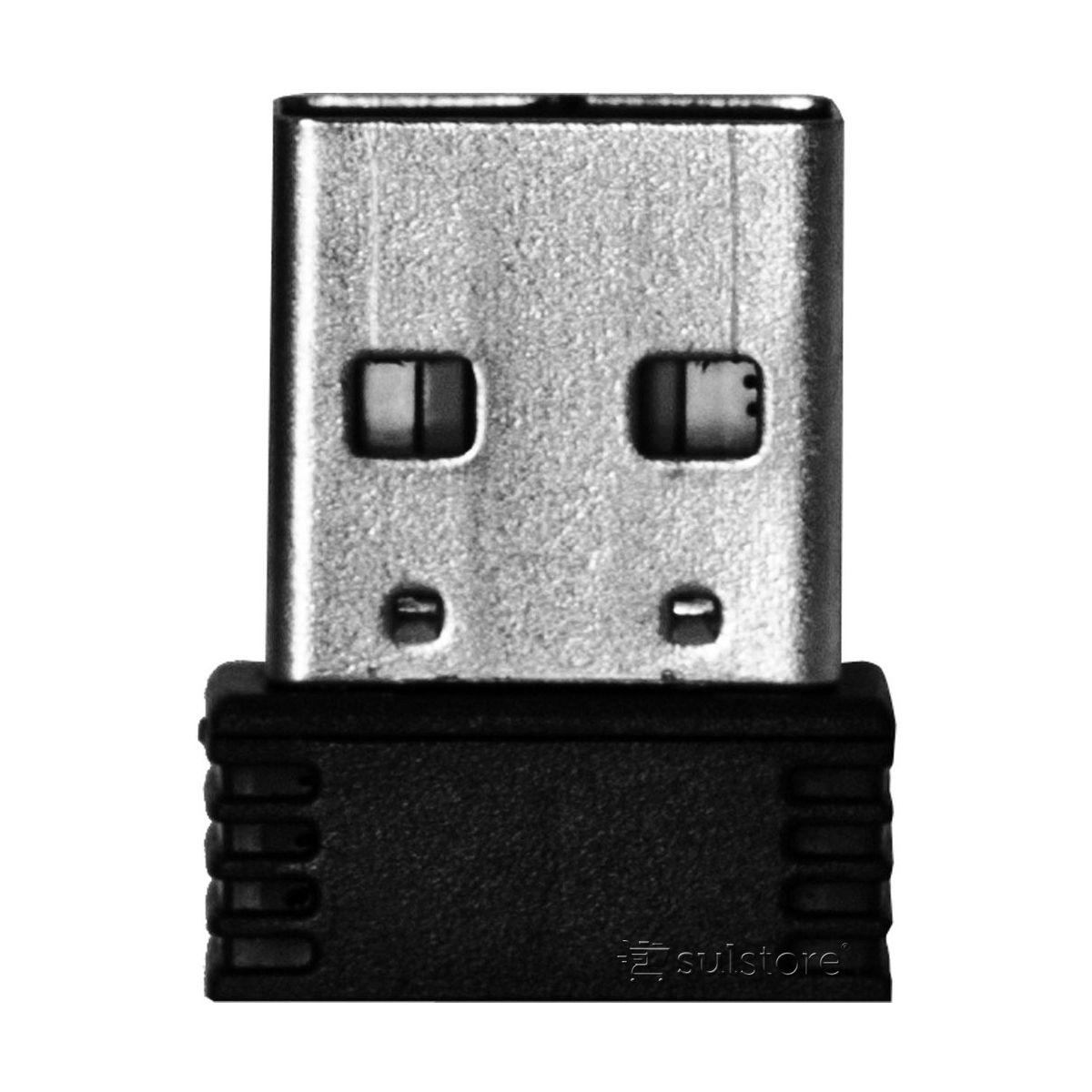 Kit Teclado e Mouse Wireless Sem Fio Preto WCF-102 Fortrek