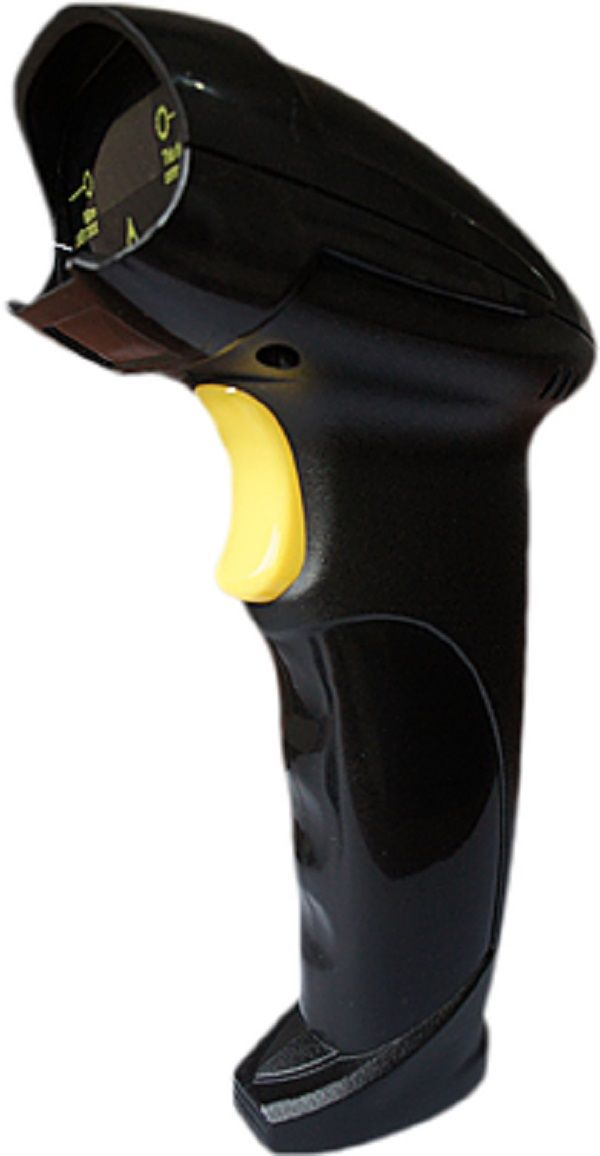 Leitor de Código de Barras Laser USB com Suporte PCTOP LCBPR-01