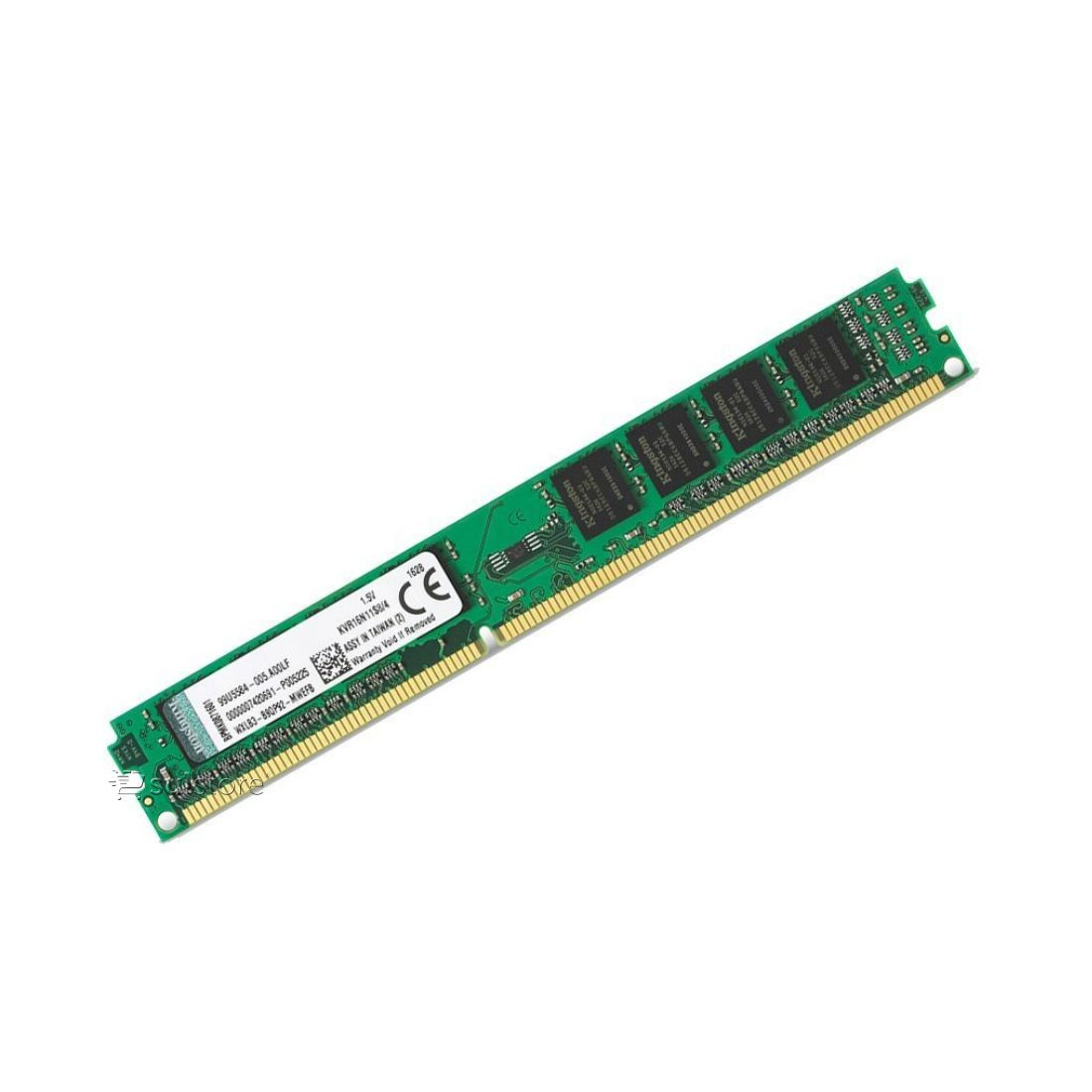 Memória Desktop DDR3L Kingston KVR16LN11/4 4GB 1600MHZ 1.35V PC3L
