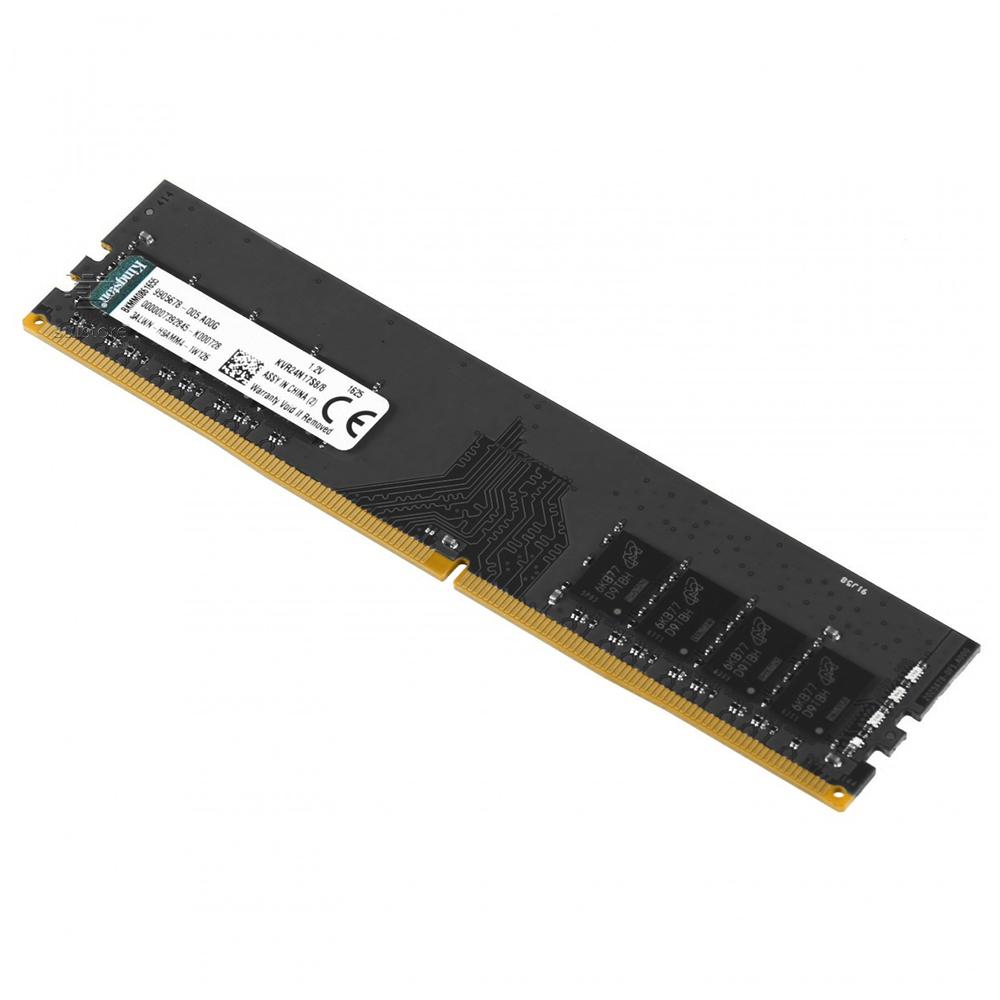 Memória Kingston 8GB 2400mhz DDR4 CL17 KVR24N17S8/8 1.2 Volts Para Desktop Computador