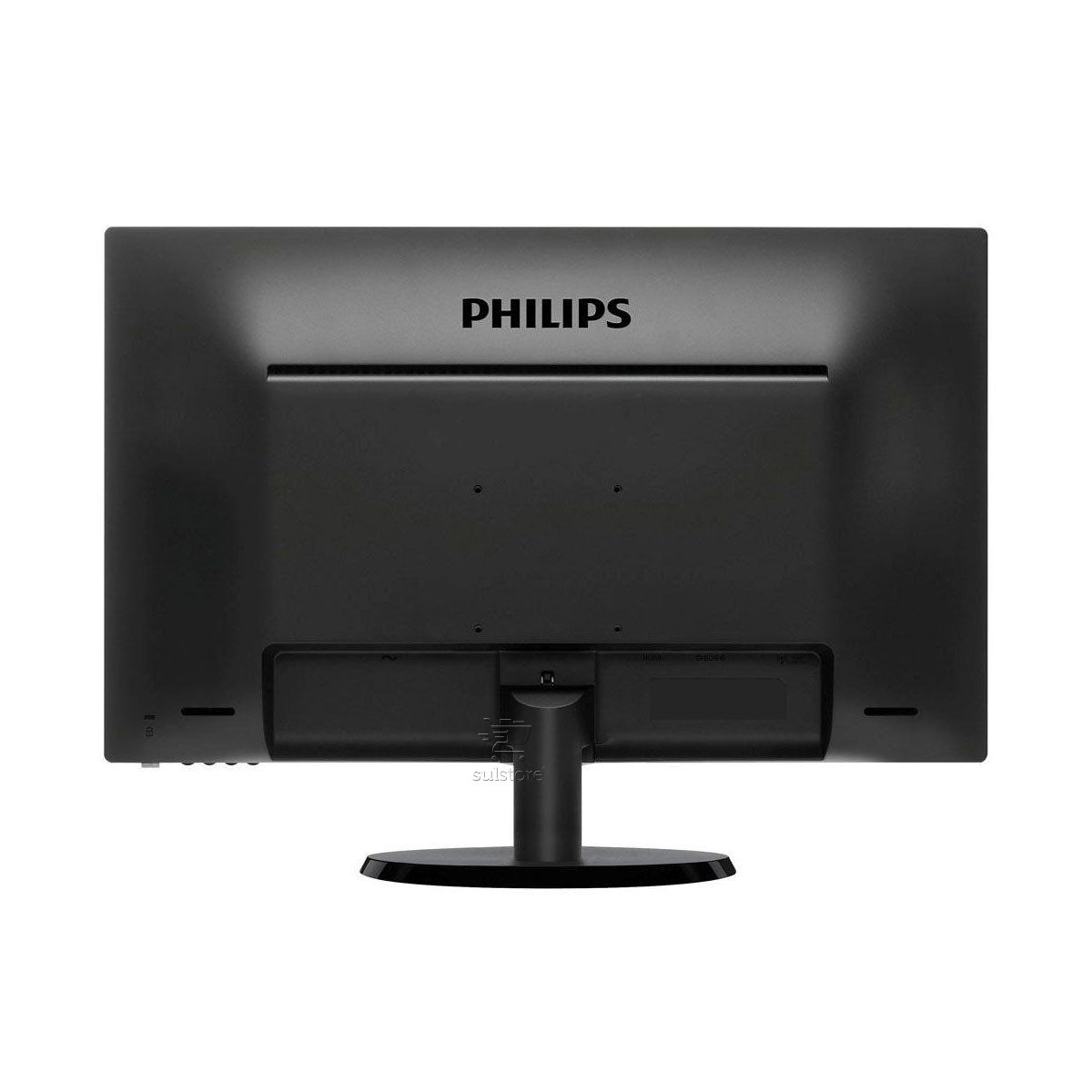 Monitor 23,6 LED FULL HD 243V5QHABA HDMI LCD Widescreen Philips