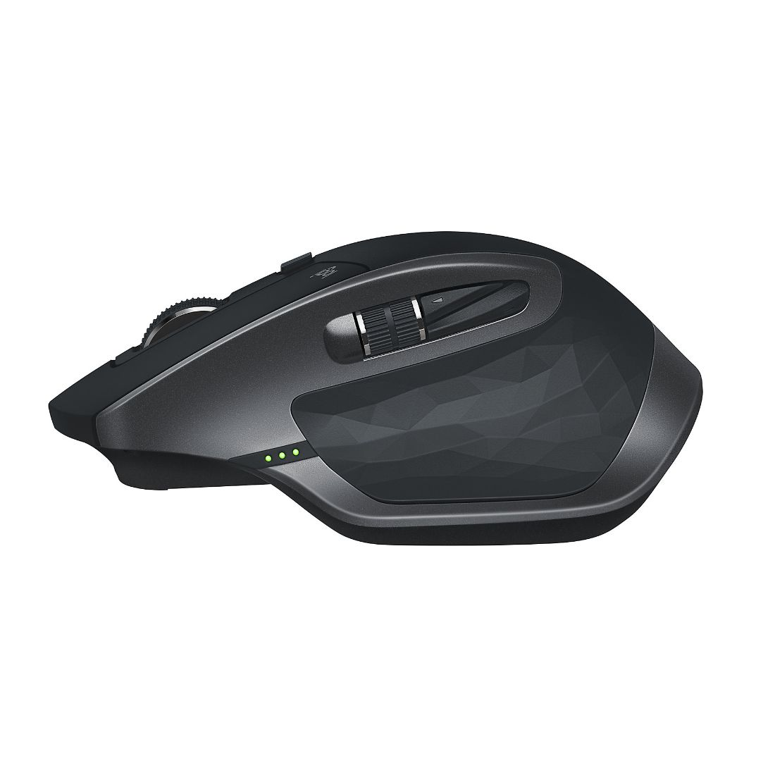Mouse Logitech MX Master 2S Wireless e Bluetooth Unifying Conecta 3 Mesmo Tempo