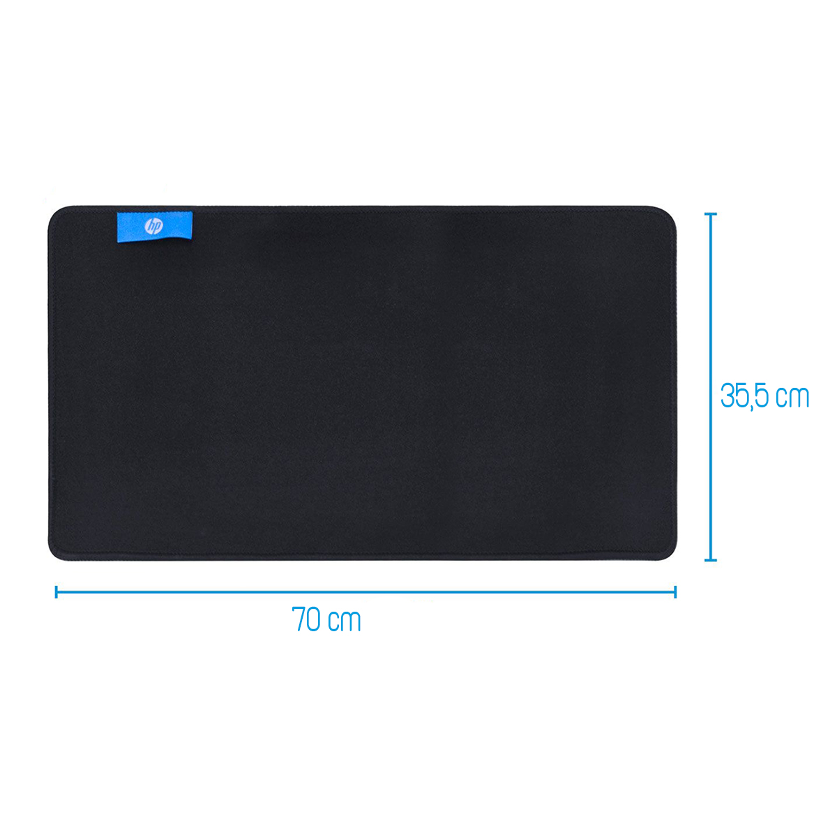 Mouse PAD Gamer Grande 70 x 35cm HP MP7035 Exclusivo