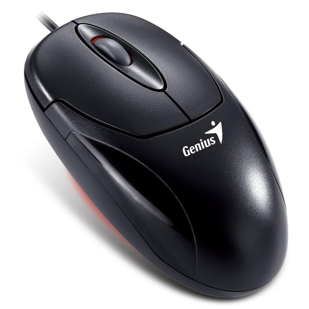 Mouse PS2 Optico Genius Xscroll Para Windows e Mac