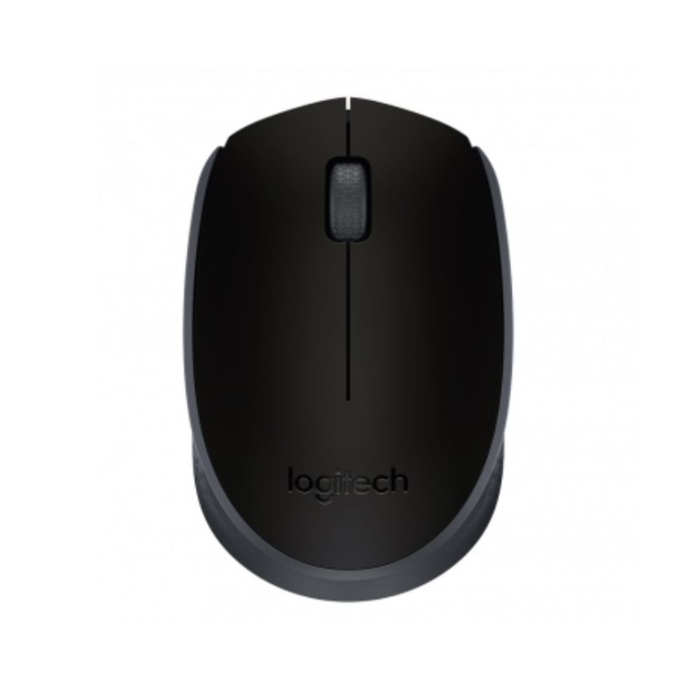 Mouse Sem Fio Logitech M170 Preto Wireless 910-004940
