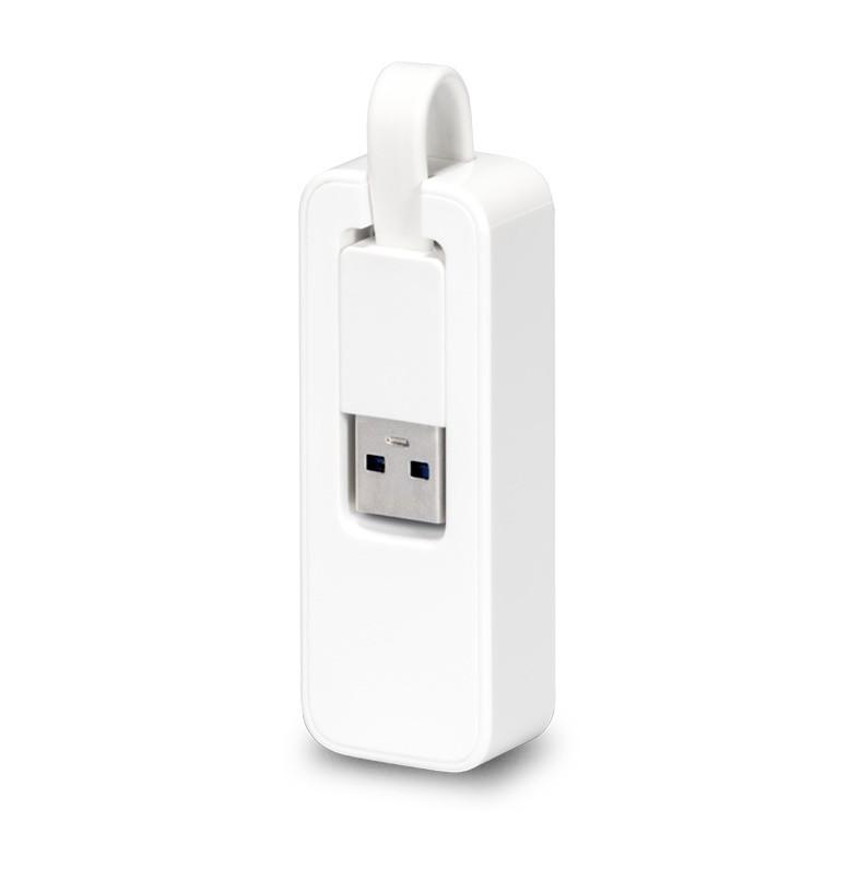 Placa de Rede USB 3.0 para RJ45 Adaptador Ethernet 10/100/1000 Gigabit TP-Link UE300